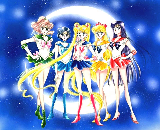 Sailormoon Cartoon Image