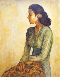 wanita_indonesia_lukisan_soekarno_wikipedia